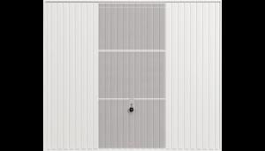 Wzór 913, biały RAL 9016