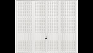 Wzór 914, biały RAL 9016