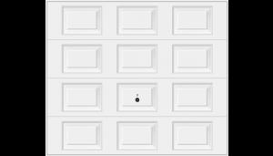 Wzór 979, biały RAL 9016
