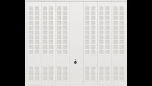 Wzór 988, biały RAL 9016